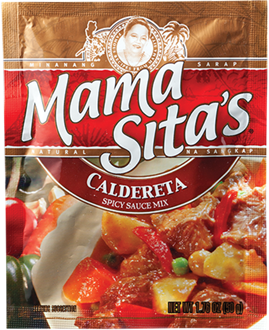 Mama Sita Caldereta Mix (Spicy Stew) 50g