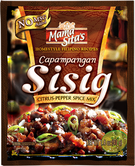 Mama Sita (Sisig) Citrus Pepper Spice Mix 40g