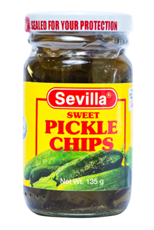 Sevilla Sweet Pickles Relish 405g